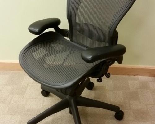 Herman Miller Used office chair